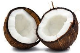 Coconut oil for alcoholism