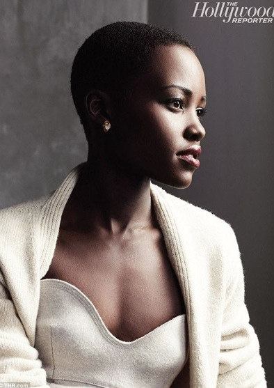 Lupita NyongO Source: HollywoodReporter.com